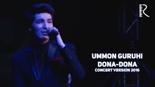 Ummon - Dona-dona (concert version)